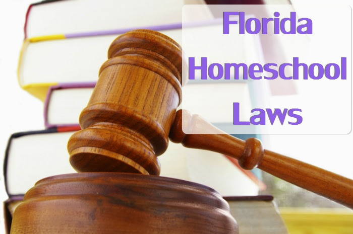 Florida is one of the easiest states in which to homeschool. This post outlines the options available to you under Florida homeschool laws.