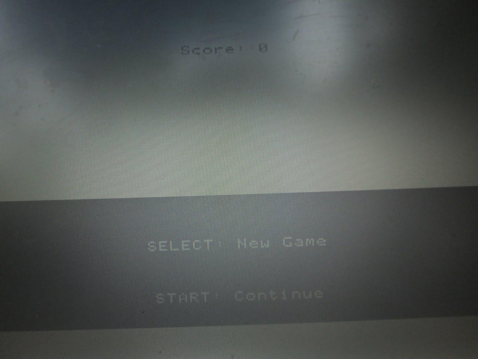 Tampilan salah satu game di Linux Lakka