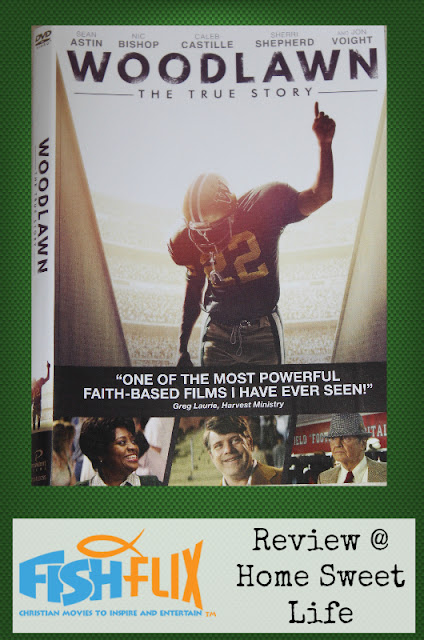 Woodlawn DVD, Christian Movies