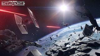 Star Wars Battlefront 2 PS3 Wallpaper
