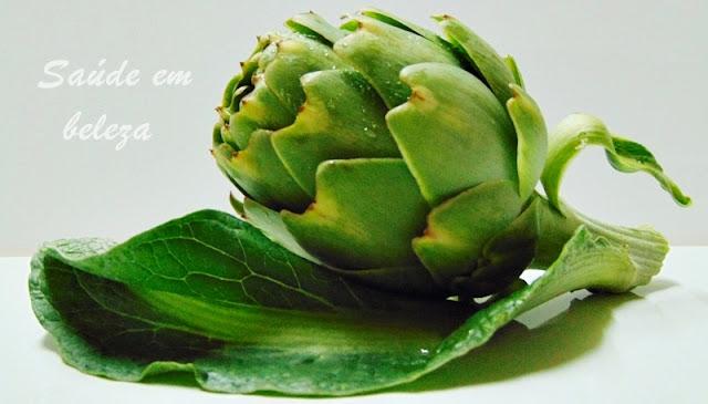 Benefícios da alcachofra na saúde