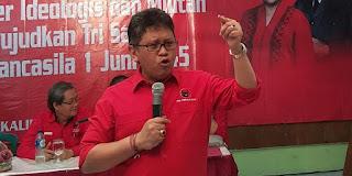 Sekretaris Jenderal DPP PDIP Hasto Kristiyanto