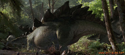 Stegosaurus The Lost World