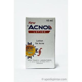 Acnol Lotion Untuk Jerawat Dengan Ekstrak Herbal