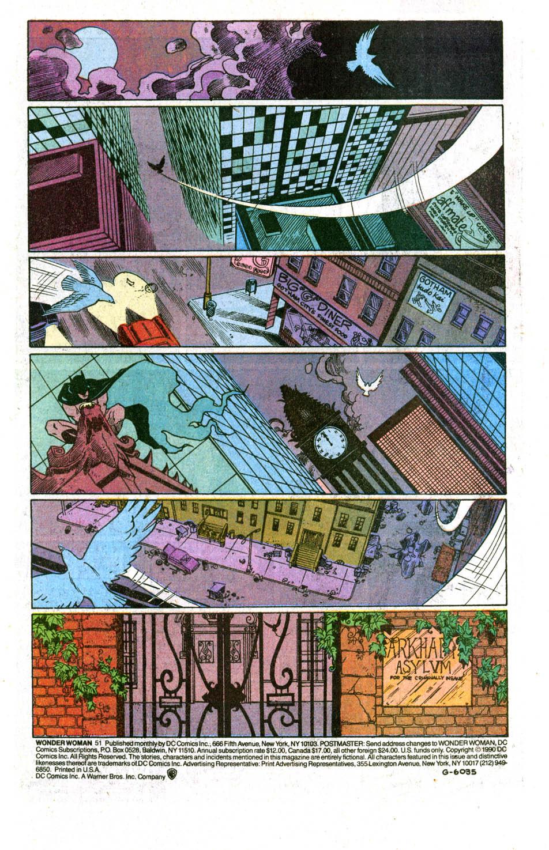 Read online Wonder Woman (1987) comic -  Issue #51 - 3