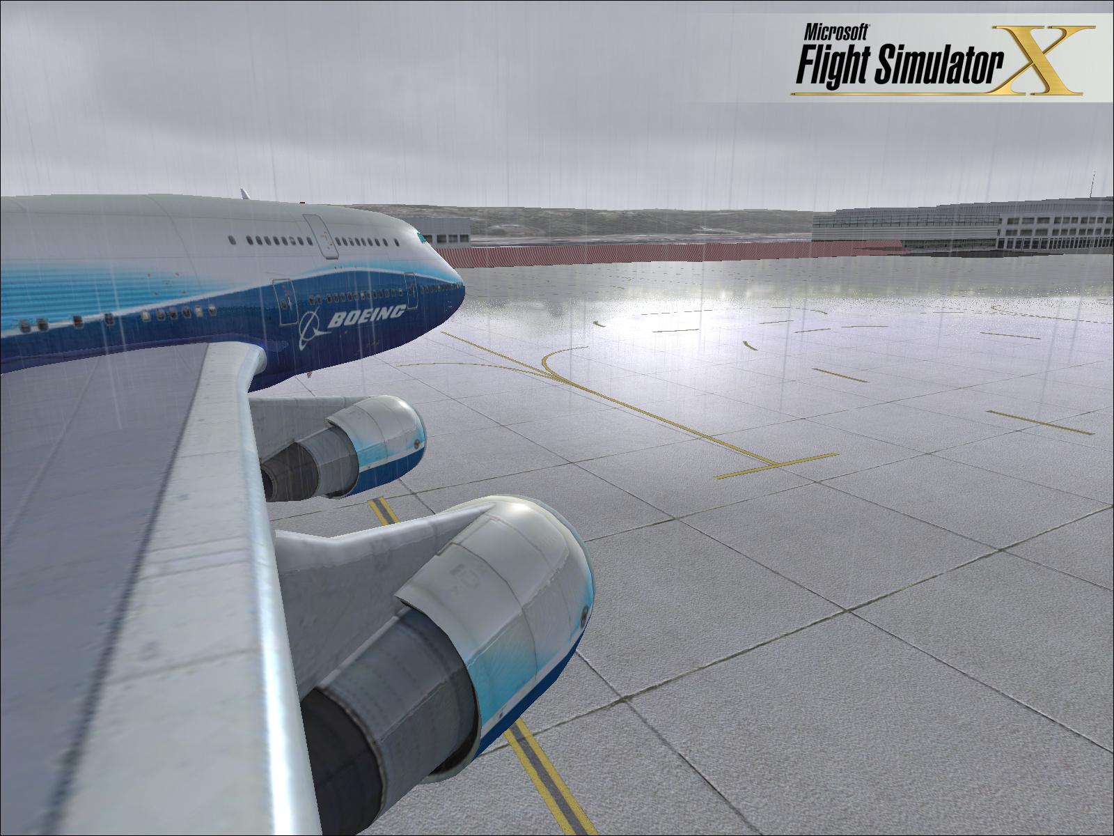 Flight simulator x español - Especial dia del padre