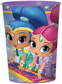 Shimmer Shine Cup