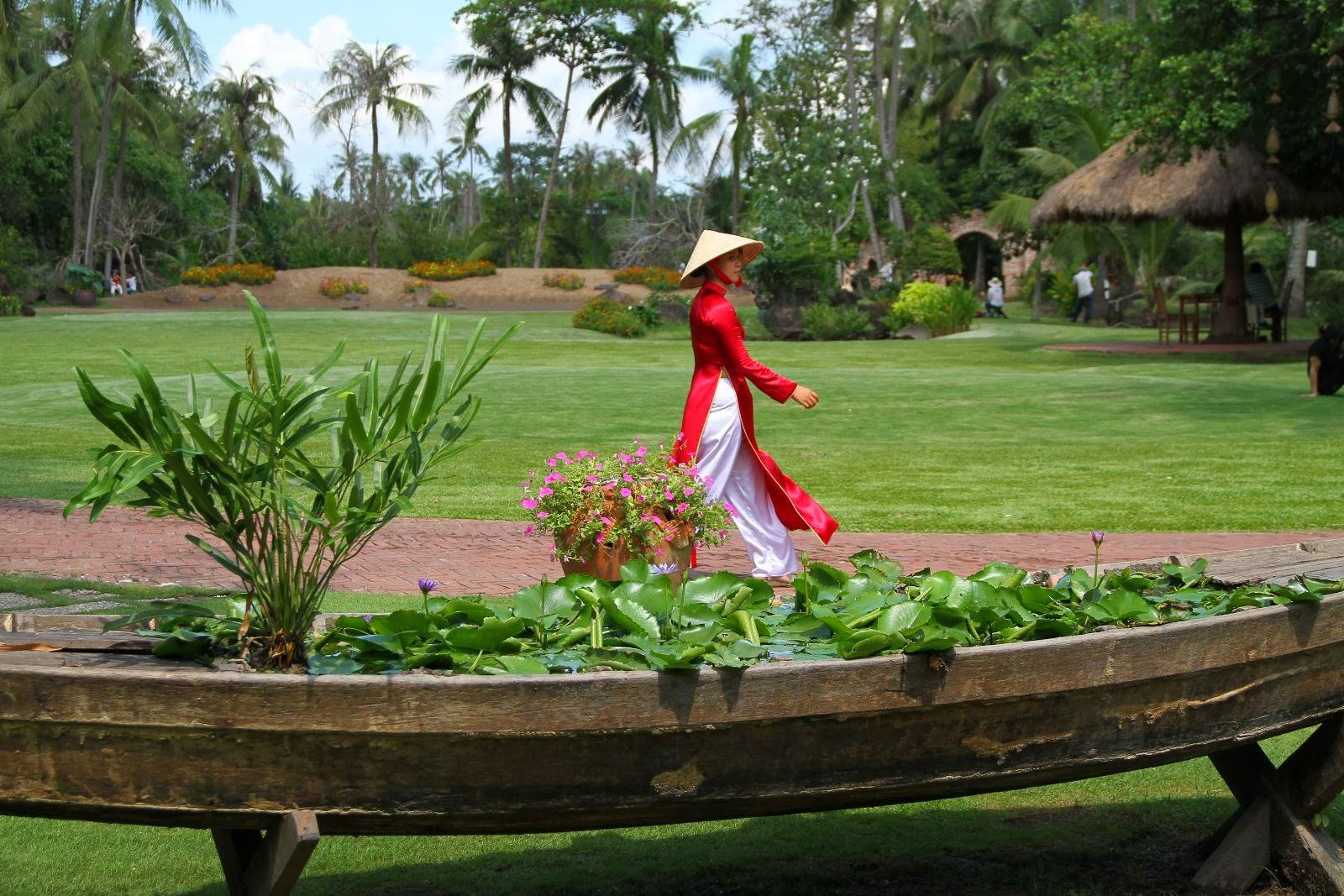 Binh Quoi tourist village 14