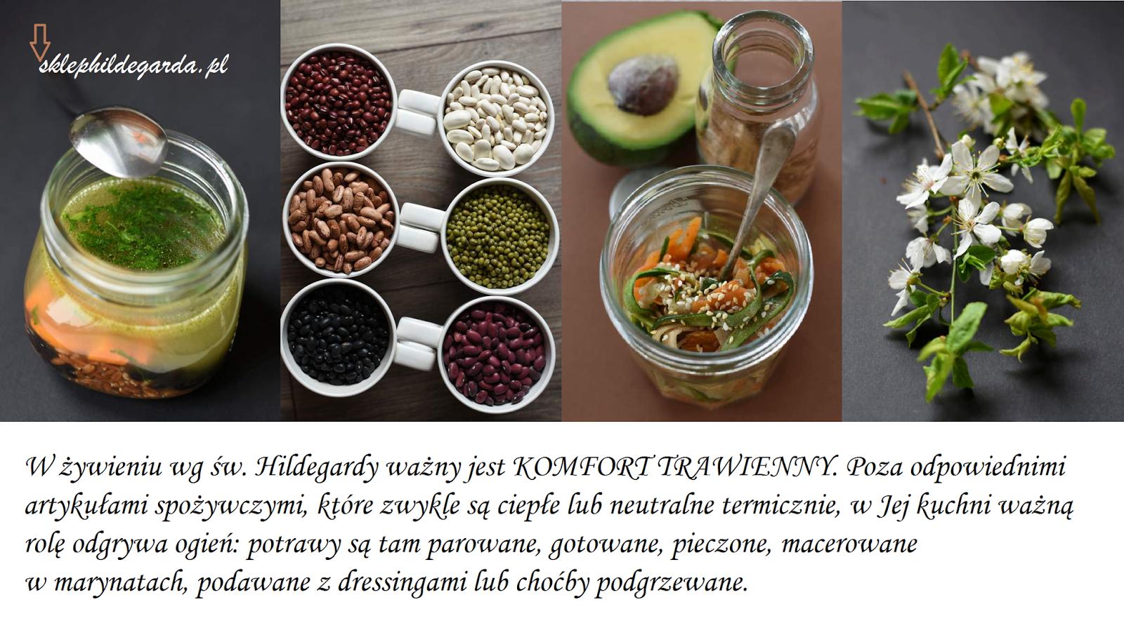 Mimo Za Inspirująca Kuchnia św Hildegardy