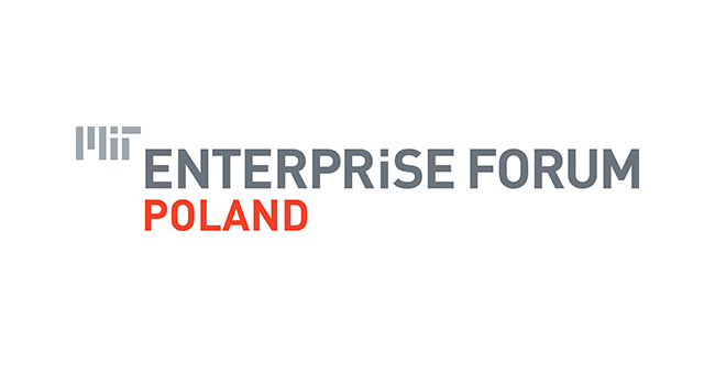 Logo MIT Enterprise Forum Poland