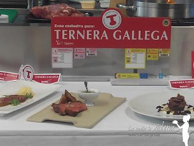 Masterclass de Ternera Gallega. Cortes alternativos de la carne