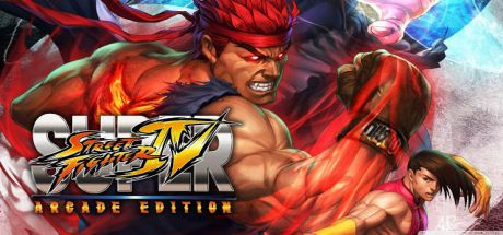 SUPER STREET FIGHTER IV : ARCADE EDITION 2012