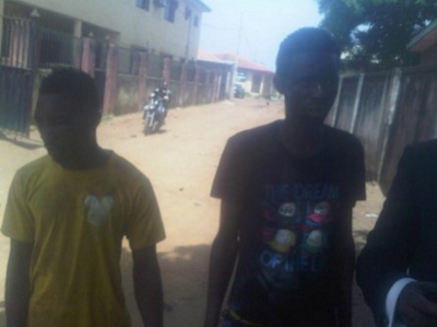 Faces Of Assassins Hired To Kill Lotto Boss In Lagos