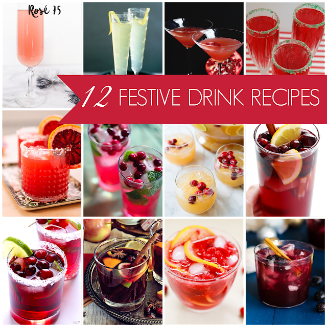 Ioanna's Notebook - 12 Festive Drink Recipes