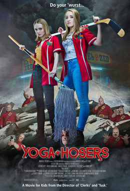 Sinopsis Film Yoga Hosers