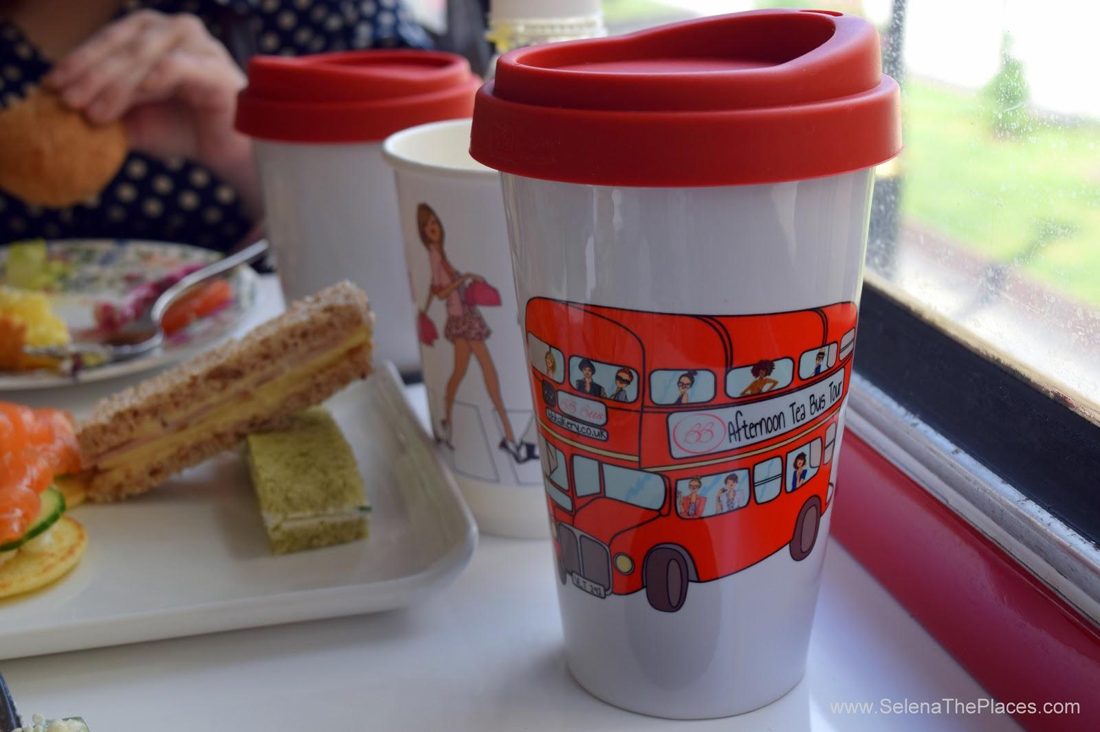 London Afternoon Tea Bus Tour