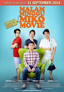 Download Film Malam Minggu Miko 2014 DVDRip