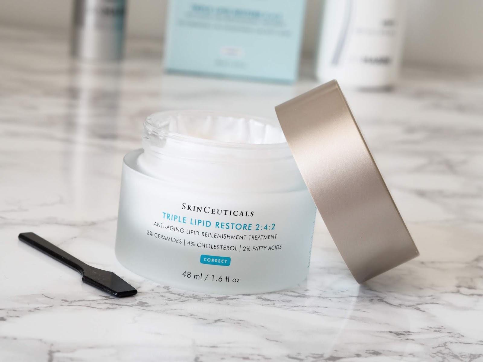Skin saviours \ Skinceuticals \ Triple lipid \ moisturiser