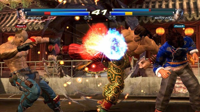 Tekken 4 pc game full version free download | softyet99.