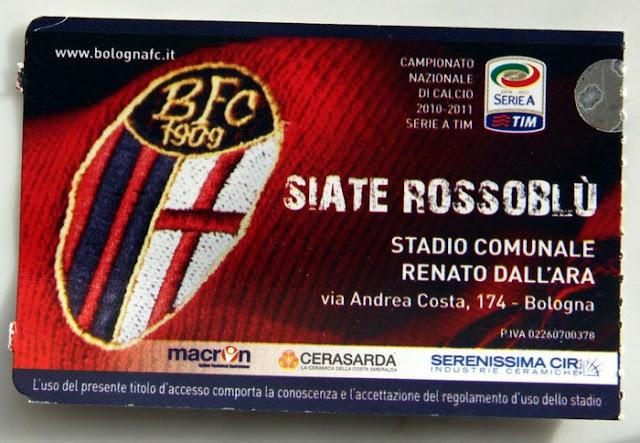 Билет на Болонью