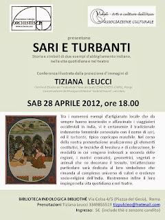 roma conferenza tiziana leucci