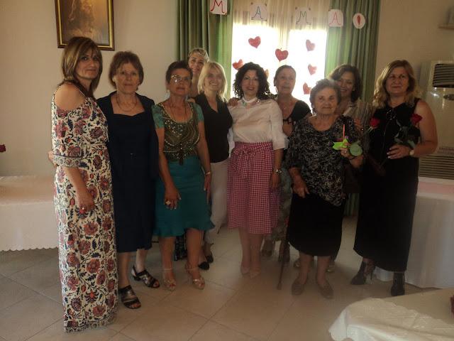 """Ο Πολιτιστικός Σύλλογος Γυναικών Πυργέλας """"ΑΘΗΝΑ"""" τίμησε την γιορτή της μητέρας"""