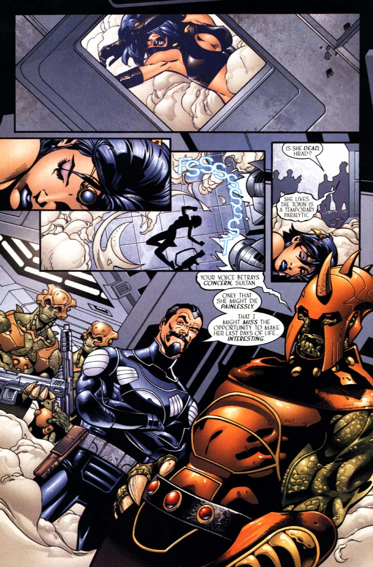 Read online Sigil (2000) comic -  Issue #21 - 24