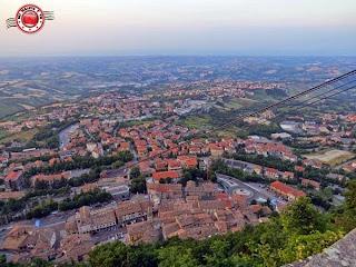 San Marino - Il Cantone