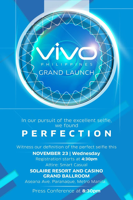 Proud to be Kagay-anon!: Vivo Hero Grand Launching In Solaire