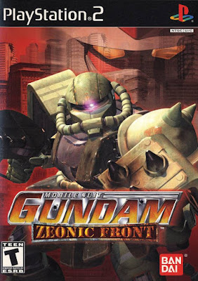 Mobile Suit Gundam: Zeonic Front PS2 GAME ISO