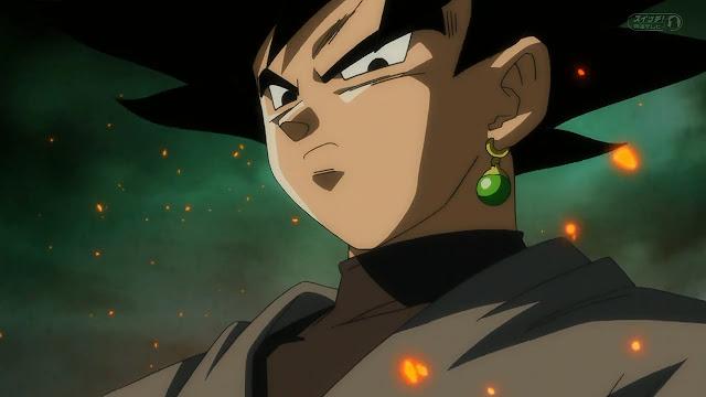 Identitas dan Kekuatan Black Goku (Perkiraan)