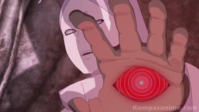 pengguna mata rinnegan yang dapat menyerap segala ninjutsu