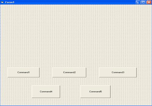 Color Handling for Visual Basic 6.0: Background Color Program
