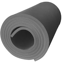Greatmats martial arts foam roll underlayment