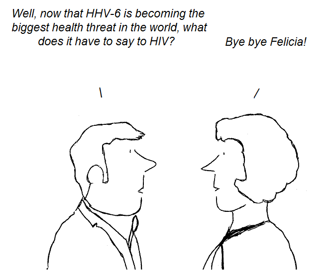 hhv-6, hiv, aids, cfs, chrnic fatigue syndrome