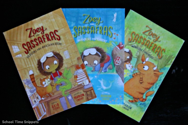 Zoey and Sasafras Book Review