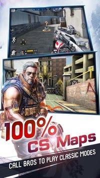 تحميل لعبة كرايسس اكشن Crisis Action: NO CA NO FPS للاندرويد حصرياً