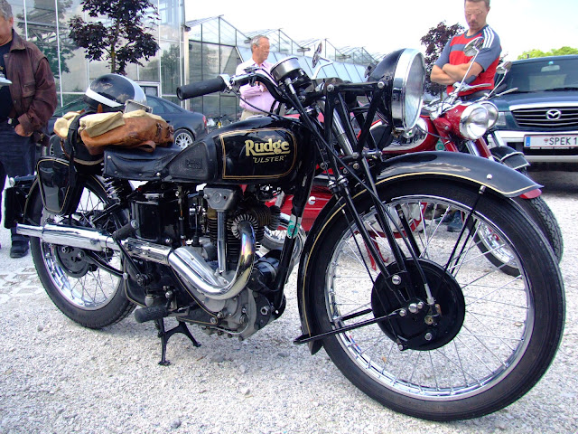 Rudge Ulster HD Images