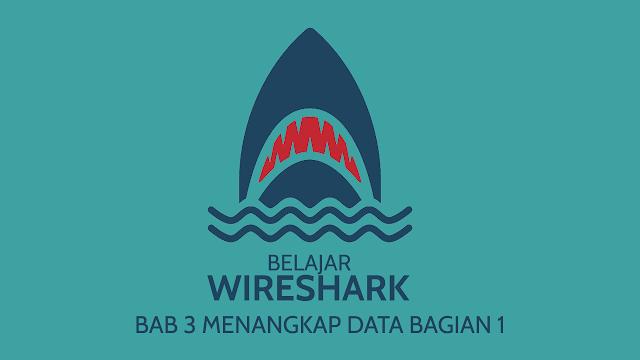 Bab 3 - Menangkap Data Bagian 1  - Belajar Wireshark (Dasar)