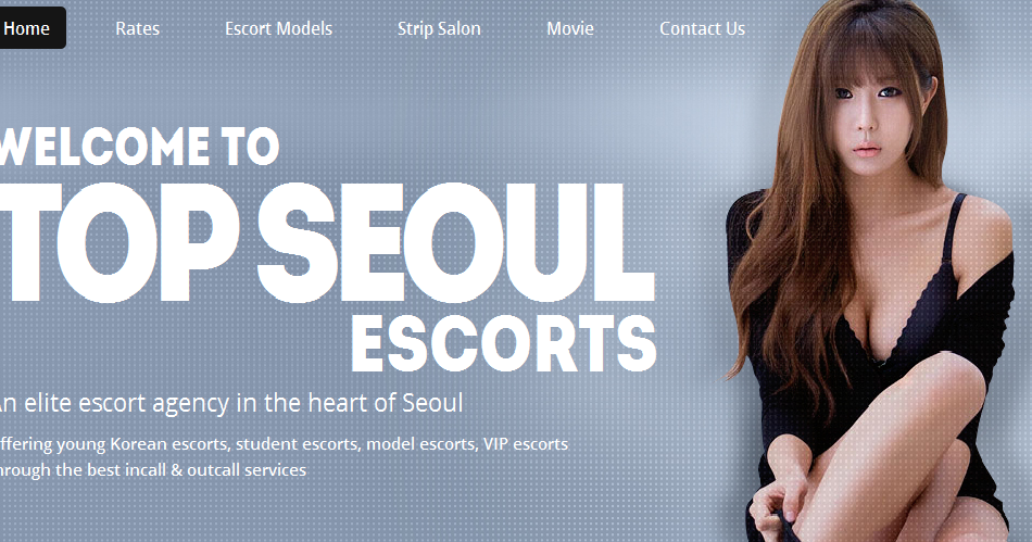 South korea escorts seoul