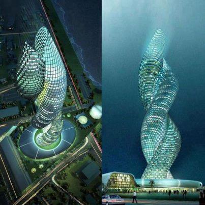 Snake Tower, Kuwait - Facts Pod