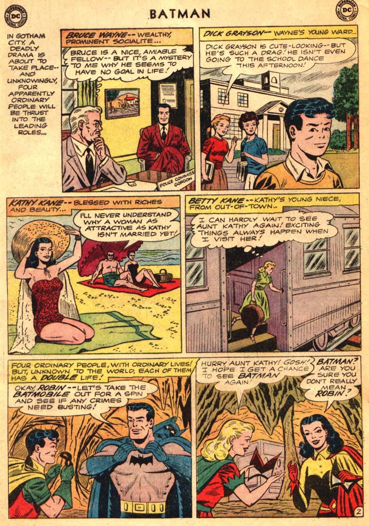 Read online Batman: The Black Casebook comic -  Issue # TPB - 123