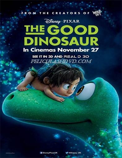Ver El Viaje de Arlo The Good Dinosaur   2015 online