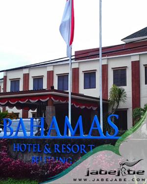 Mengintai Sunset dari dari Bahamas Hotel & Resort Belitung