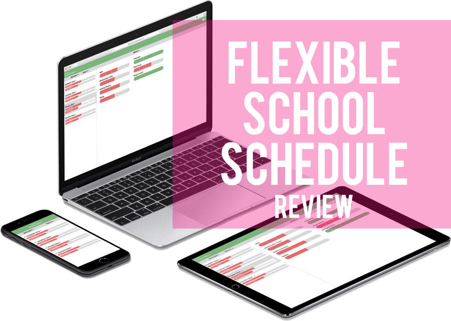 Flexible School Schedule Review