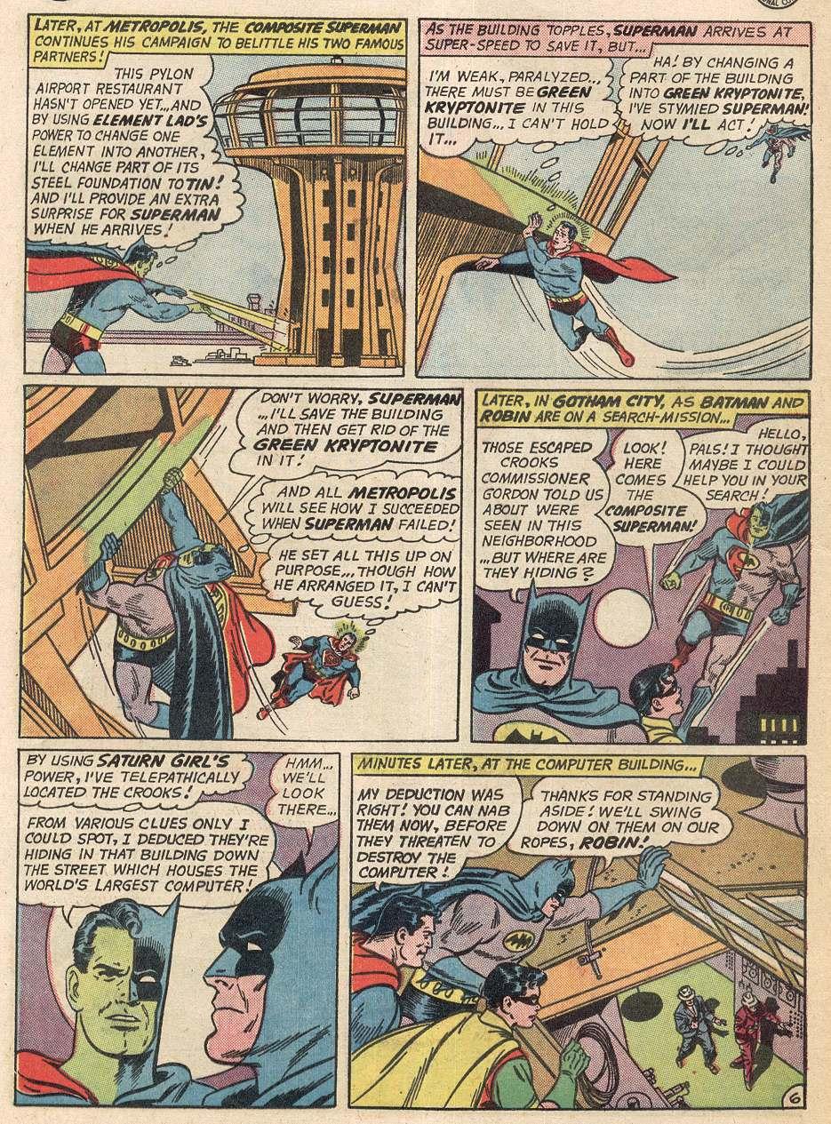 Read online World's Finest Comics comic -  Issue #142 - 8
