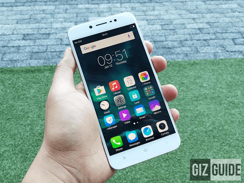 Vivo V5 Lite Review - Selfie Machine Under 10K!