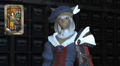 Final fantasy xiv arr alternate character