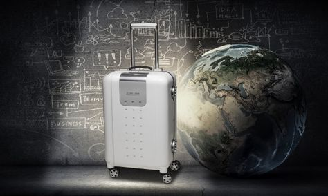 Andiamo iQ Smart Luggage Smart Choice.
