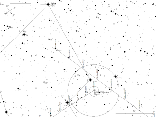 Astroblog Comet C2013 US10 Catalina the Moon and Bright
